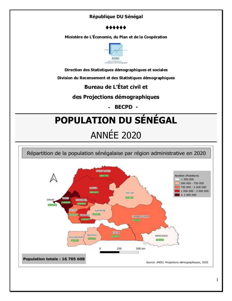 thumbnail of Rapport sur la Population du Sngal 2020_03022021